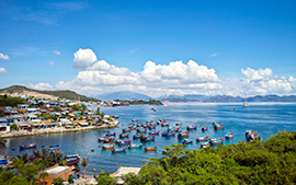 Beach tour: Nha Trang Bay 4 days 3 nights