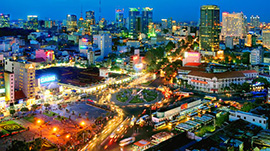 HO CHI MINH - CITY TOUR