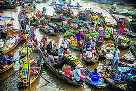 MEKONG DELTA 6 DAYS 5 NIGHTS