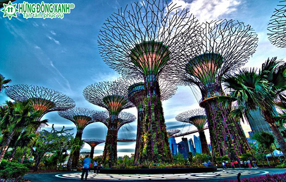 TOUR DU LỊCH SINGAPORE MALAYSIA