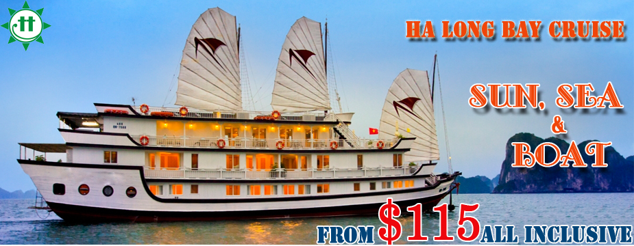 Luxury Ha Long Cruise